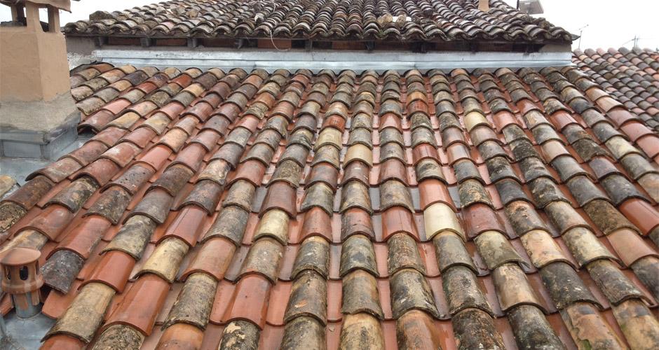Rénovation toiture Grasse