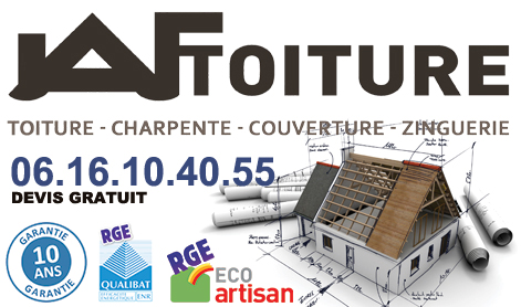 AF Toiture couvreur 06